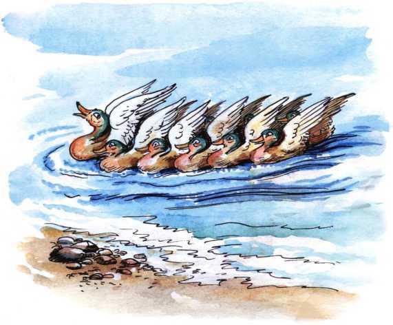 О честном вороне, коварной сове и глупом лисе<br />(Эскимосские сказки) - i_012.jpg